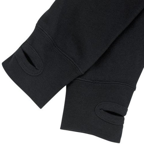 Biltwell Nothing Zip Hoodie - Black