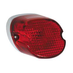 Laydown Achterlicht Rood / Rood LED 73-98 HD