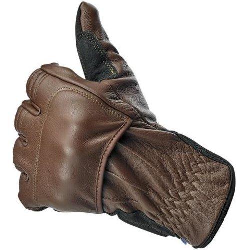 Biltwell Belden Handschoenen - ChocolateBlack