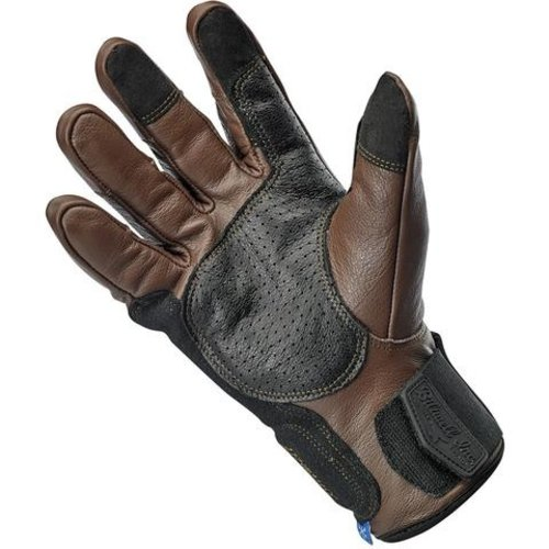 Biltwell Belden Gloves - ChocolateBlack