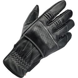 Borrego handschoenen - zwart / cement