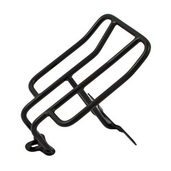 Luggage Rack - Solo Seat  Sportster 79-93 XL.  8'' long x 6'' wide