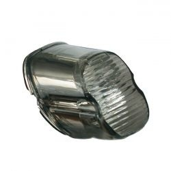Laydown Taillight Lens for various 99-03 H-D