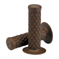 22mm Poignees Thruster brun chocolat TPV