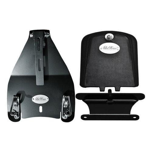 La Rosa 2 '' Scissor Springs Solo Seat Montagesatz für verschiedene HD modelle