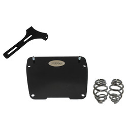 3'' Barrel Springs Solo Seat Mounting kit for various H-D models