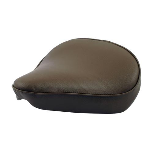 Fitzz Custom Medium Solo Seat bruin smooth