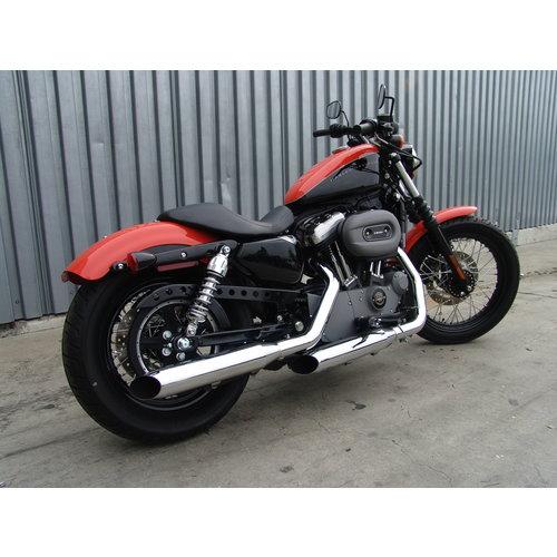 Progressive Suspension 430 Serie Achterschokbrekers voor Harley 91-17 Dyna (NU) (selecteer variant)