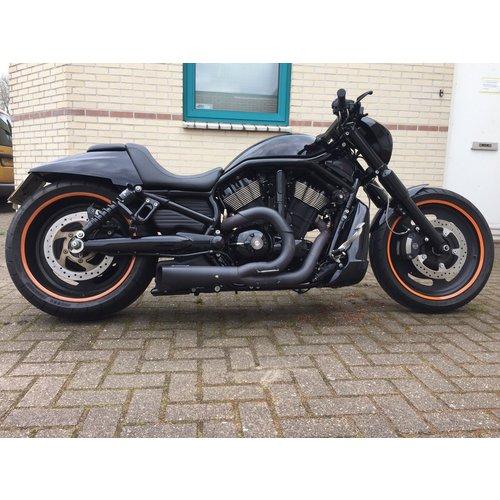 Progressive Suspension 412 Dämpfer für Harley 09-18 Touring