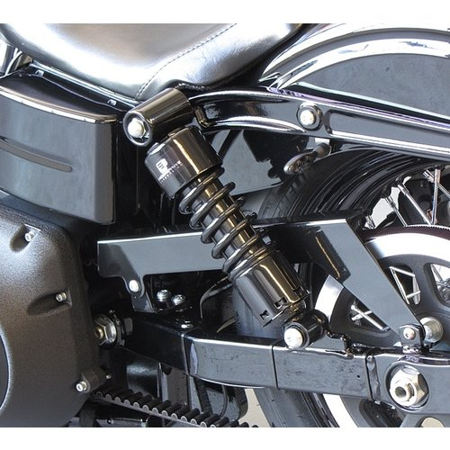 Progressive Suspension 412 Chocs pour Harley 09-18 Touring