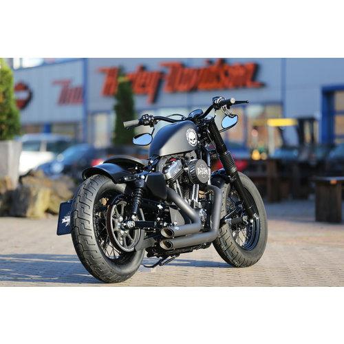 Progressive Suspension 412 Schokken voor Harley  80-08 FLT(NU)