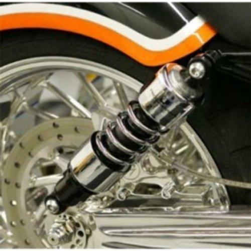 Progressive Suspension 412 Shocks for 12-16 Dyna FLD Switchback (NU)