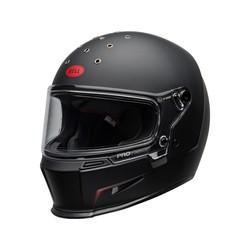 Eliminator Helm Vanish Mat Zwart/Rood