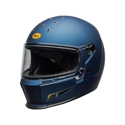 Casque Eliminator Vanish Matte Blue/Jaune