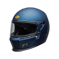 Eliminator Helm Vanish Mat Blue/Geel