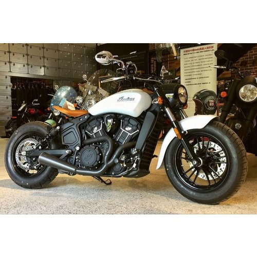 Danmoto Highway Man Exhaust System Indian Scout 2015-2020