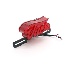 Taillight Red Type F*ck
