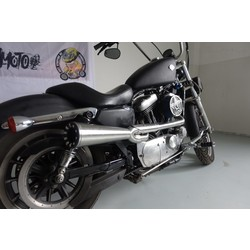 Highway Man uitlaatsysteem Harley Davidson Sportster 2004-2018