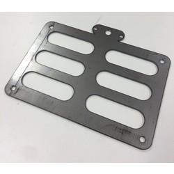 Plate holder for LED Light