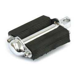 Bicycle Style Rubber Kickstart Pedal