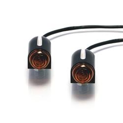 Clignotants à encastrer LED en aluminium à encastrer
