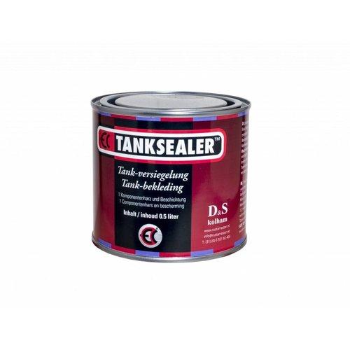 Rust Arrestor 1 Component Brandstoftank sealer / coating 0,5L