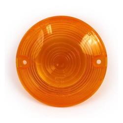 Amber Gele Knipperlicht Lens voor Harley Davidson