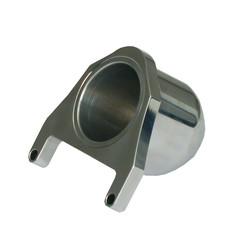 Tachohalterung für 48mm Tacho inkl. Druckknopf für HD 84-99 Evo