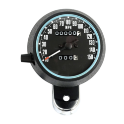 OEM repl speedometer Harley Davidson 82-E83 FXR; 74-83 XL