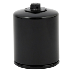 Oil filter, with top nut for Harley Davidson Softail