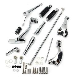Forward Controls Harley Sportster XL 883 XL 1200 14-18 Chrome