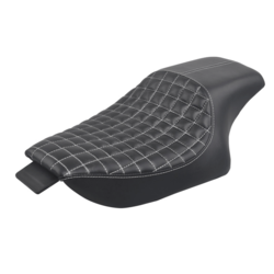Quadrate 2 Up Seat for Harley Davidson Sportster XL