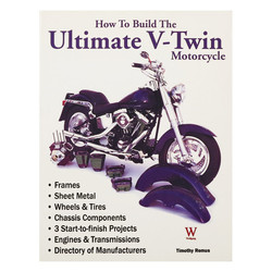 How to build the ultimate V-Twin book