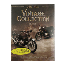 Clymer Vintage Collection-Viertakt-MC