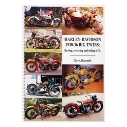 Harley-Davidson 1930-36 Big Twins Book