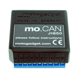 mo.can 1850 Signal Converter for H-D
