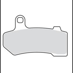 Brake Pad Set Rear, Front Harley Davidson Trouring / V-Rod
