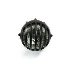 4.5 INCH Matte Black Universal Bird Cage Headlight