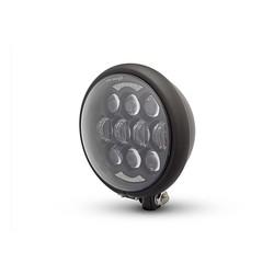 "5,75 ""Bates Style LED Multi Projektor Metallscheinwerfer (Gehäuse auswählen)"