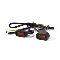Handlebar turn signals for Harley Davidson 04-20 Sportster XL (Select variant)