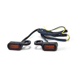 Handlebar turn signal for Harley Davidson Touring / Softail / V-Rod (Select variant)