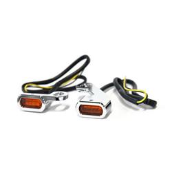 Handlebar turn signal for Harley Davidson Touring / Softail (Select variant)