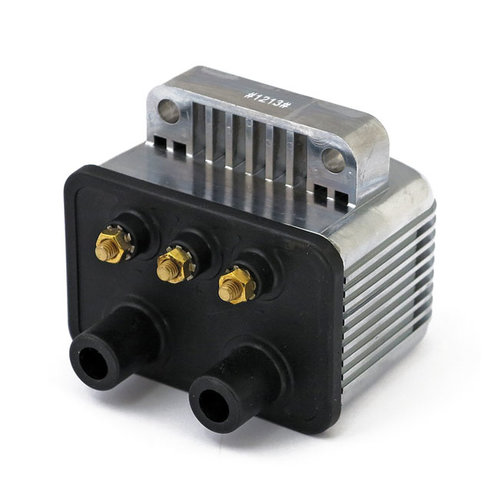 MCS 12 V 3 Ohm Single Fire Zündspule für HD-Modelle bis 1999