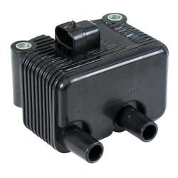 OEM Ersatz Single Fire Zündspule für HD Softail / Dyna / Sportster Carb Modelle