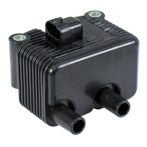 MCS OEM Vervanging Single Fire Bobine voor HD Softail / Dyna / Sportster Carb Modellen