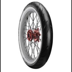 Cobra Chrome AV91 White Wall Tire - Front 150/80R16