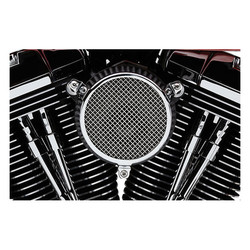 Cobra Naked Air Cleaner Kit HD Touring 08-16 Softail 16-17
