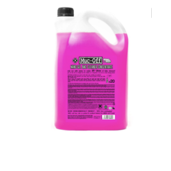 Nano gel refill bike cleaner concentrate 5 litres