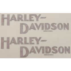 Decals / Stickers / Transfers for Harley (Select Model)