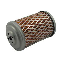 Oil Filter, Drop-In, Paper before External Panhead Filter